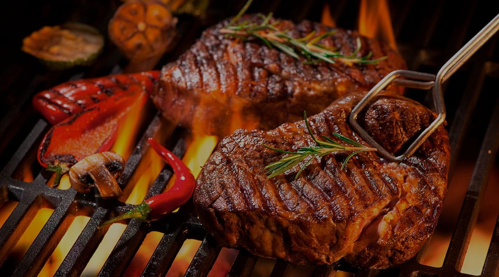 Steak and rosemary - a classic combination!
